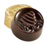 Lake Champlain Chocolate Honey Caramel Chocolates of VT -  83 pc