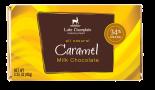 Lake Champlain Chocolate Caramel Filled Bar - 10/case