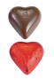 Lake Champlain Chocolate Dark Hearts Bulk - 140/pc