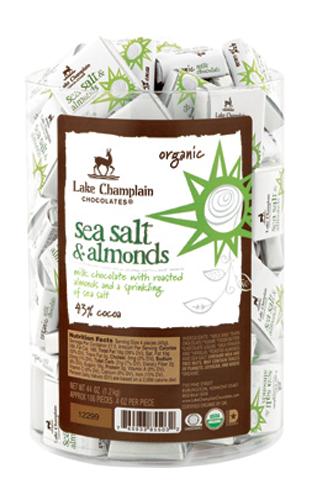 Lake Champlain Chocolate Almonds