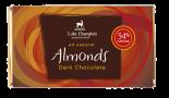 Lake Champlain Chocolate  Dark w/Almonds Signature Bar 3oz. - 12 / case.