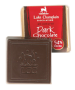 Lake Champlain Chocolate Dark Signature Squares Refill - 175/pc