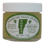 Champlain Valley Apiaries Crystallized Honey Mini Squat Jar