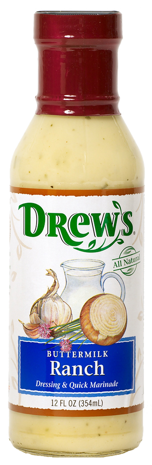 Drew's Buttermilk Ranch Dressing | Vermont Roots