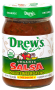 Drew's Organic Double Roasted Salsa