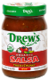 Drew's Organic Hot Salsa