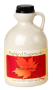 Highland Sugarworks Maple Medium Quart