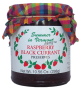 Summer in Vermont Raspberry Black Currant Preserves