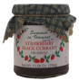 Summer in Vermont Strawberry Black Currant Preserves