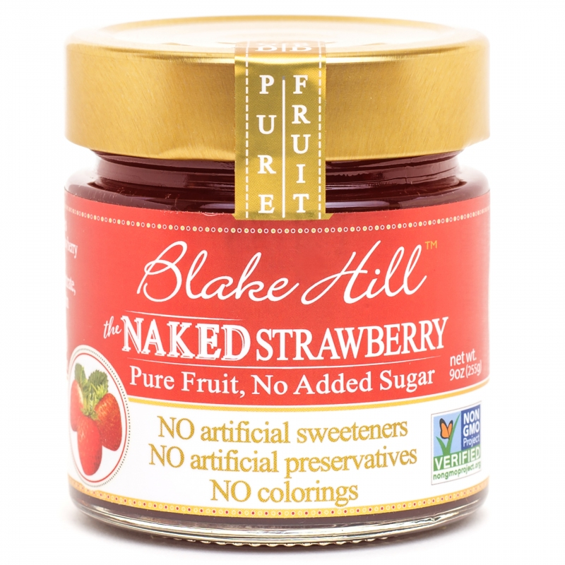 Blake Hill Naked Strawberry Jam | Vermont Roots