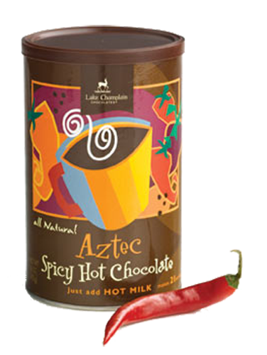 Lake Champlain Chocolate  Aztec Cocoa