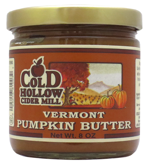 Cold Hollow Pumpkin Butter