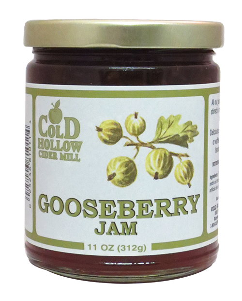 Cold Hollow Gooseberry Jam