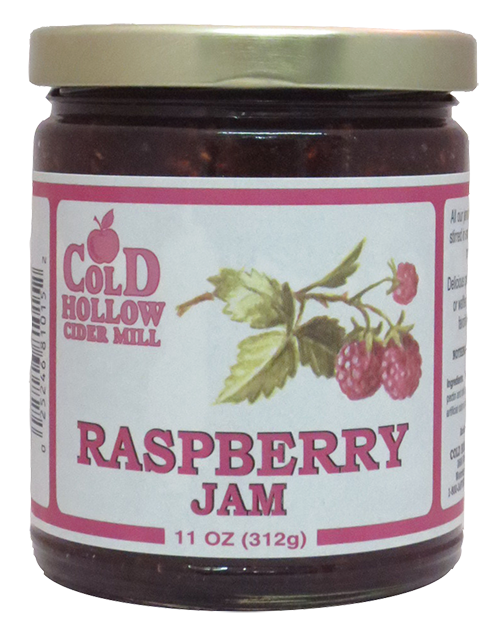 Cold Hollow Raspberry Jam
