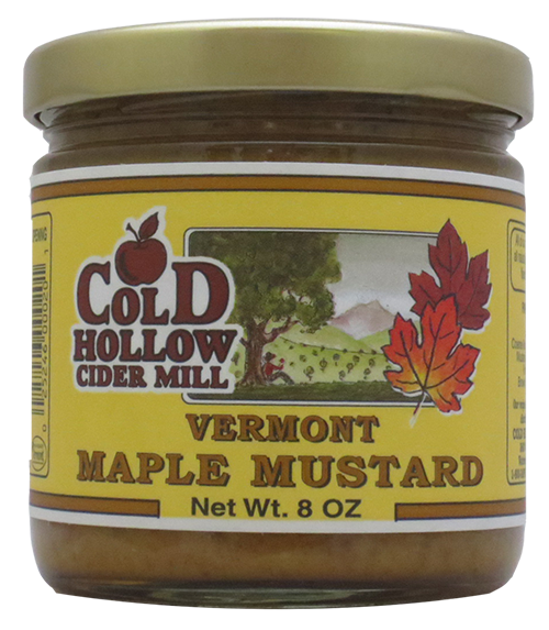 Cold Hollow Maple Mustard