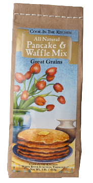 Cook in the Kitchen Great Grains Country Pancake Mix