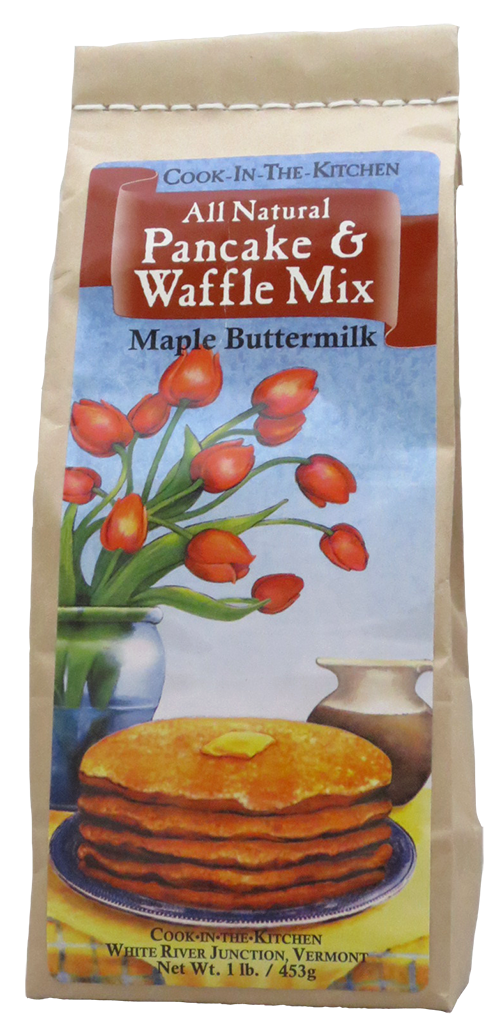 Cook in the Kitchen Maple Buttermilk Pancake Mix