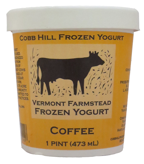 Cobb Hill Coffee Frozen Yogurt