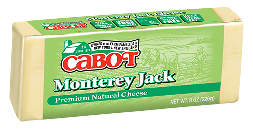 Cabot Cheese Monterey Jack Dairy Bar #045