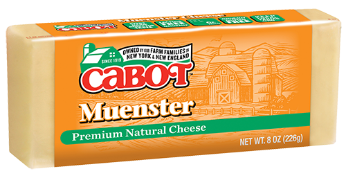Cabot Cheese Muenster Cheese Bar #1731
