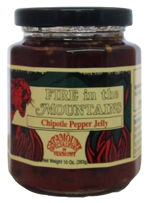 Catamount Specialties Chipotle Pepper Jelly