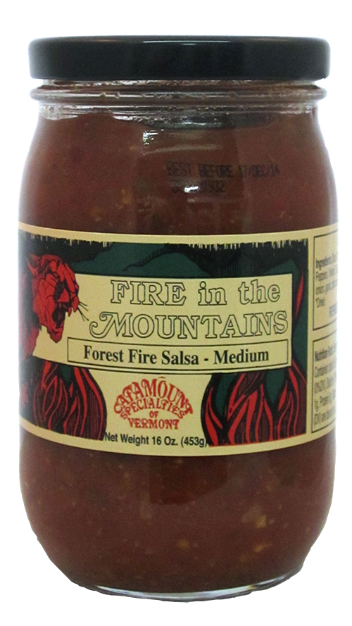 Catamount Specialties Forest Fire Salsa (Medium)