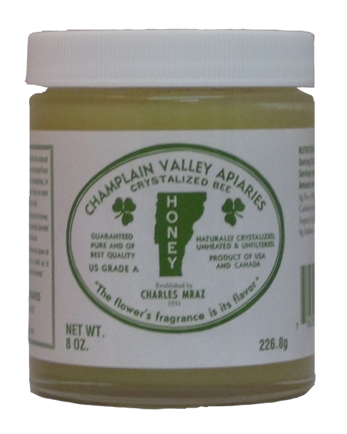 Champlain Valley Apiaries Crystallized Honey
