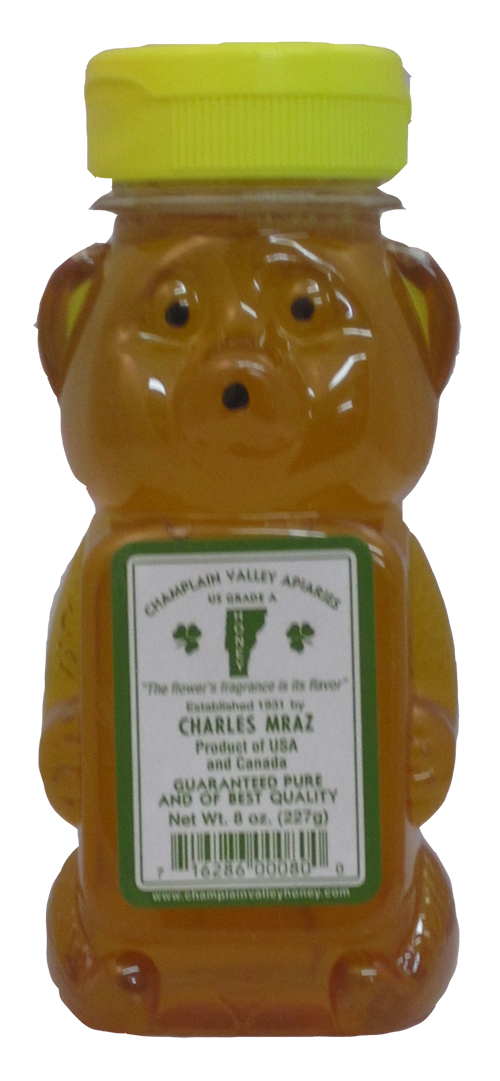 Champlain Valley Apiaries Baby Honey Bear