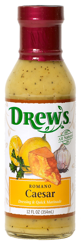 Drew's Caesar Dressing