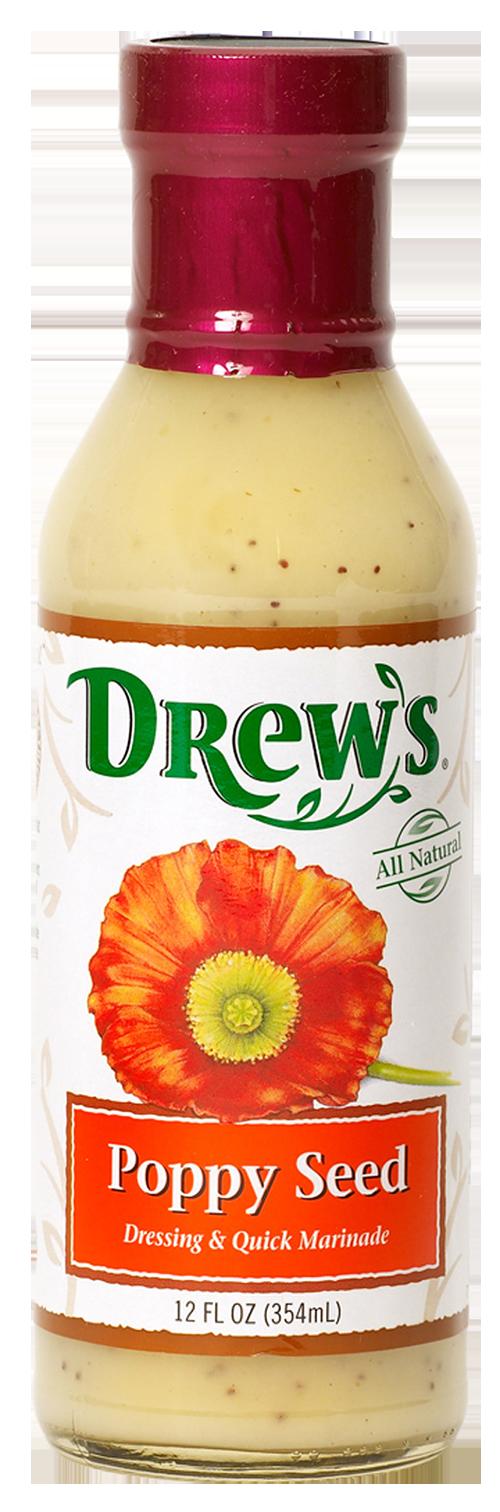 Drew's Poppyseed Dressing