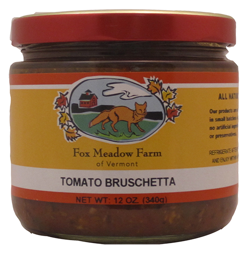 Fox Meadow Original Bruchetta
