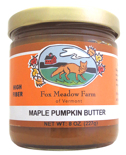 Fox Meadow Maple Pumpkin Butter