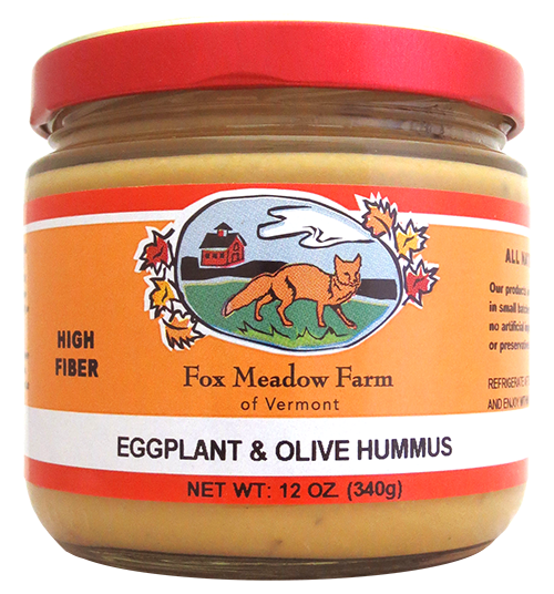 Fox Meadow Eggplant Hummus