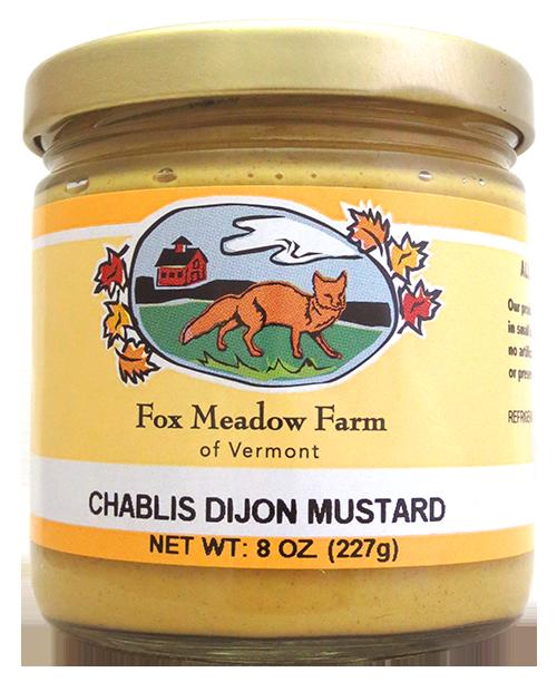 Fox Meadow Chablis Dijon