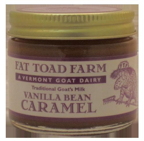 Fat Toad Farm Vanilla Caramel