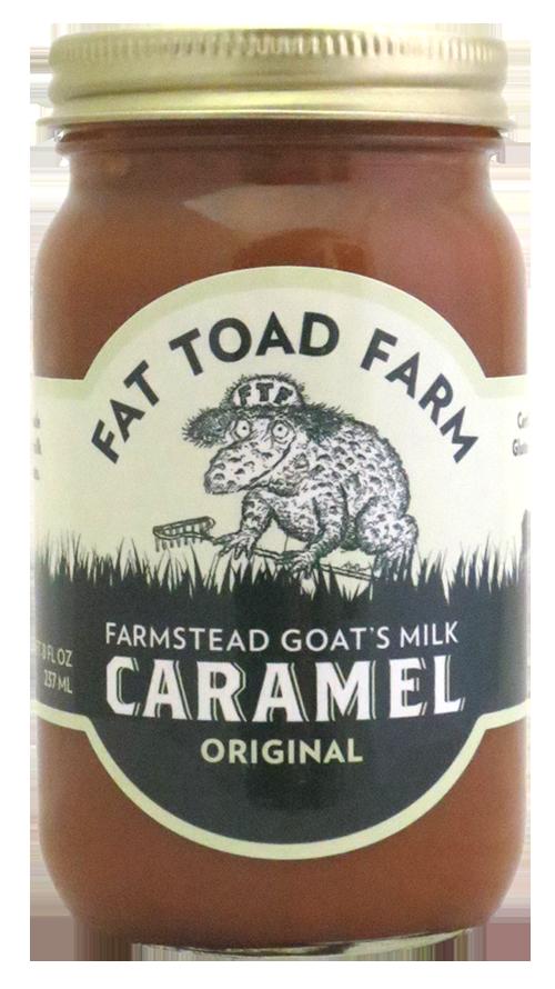 Fat Toad Farm Original Caramel Sauce