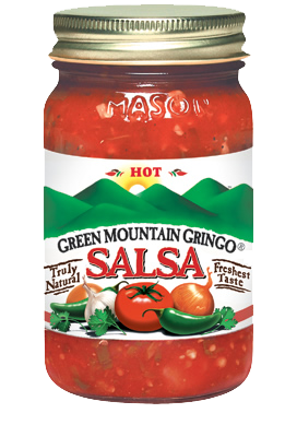 Green Mountain Gringo Hot Salsa