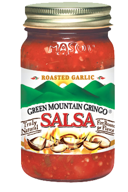 Green Mountain Gringo Fire Roasted Salsa