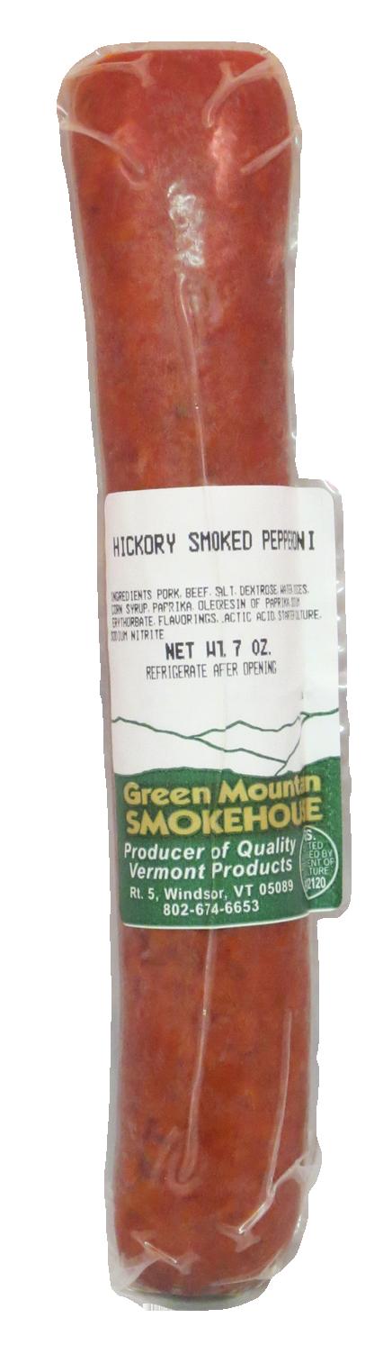 Green Mountain Smokehouse Pepperoni