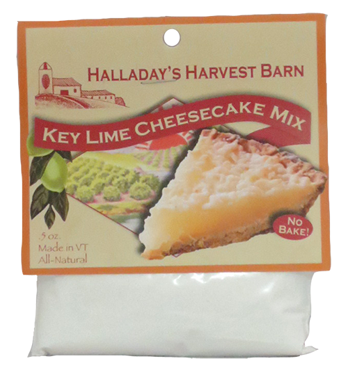Halladay's Key Lime Cheesecake Mix