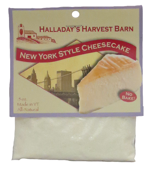 Halladay's New York Cheesecake Mix