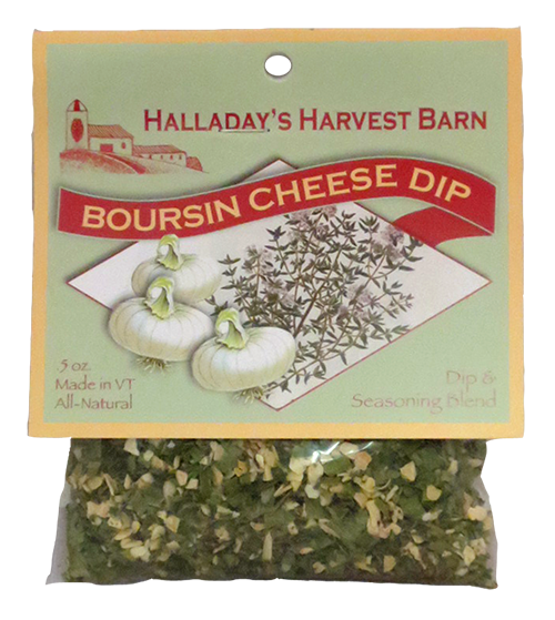 Halladay's Boursin Cheese Herb Dip Mix