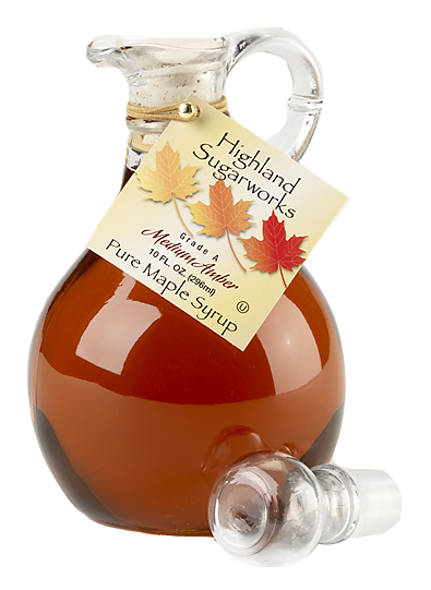 Highland Sugarworks Maple Cruet Bottle