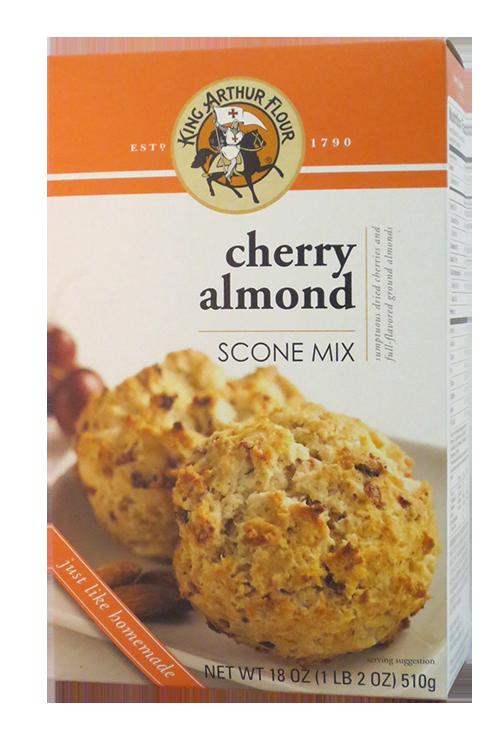 King Arthur Flour Cherry Almond Scone Mix