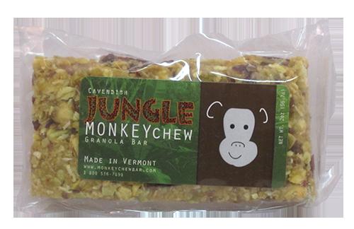 Monkey Chew Jungle Granola Bar