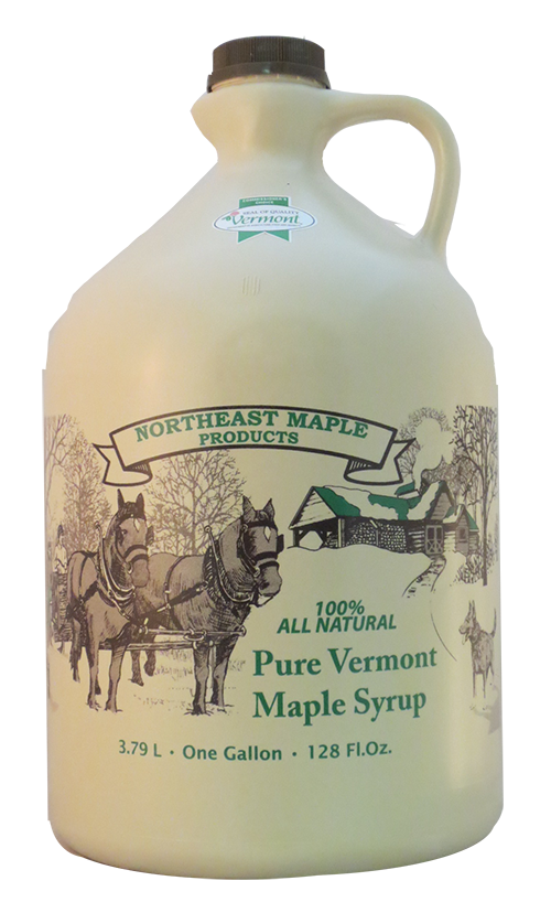 Northeast Maple Gallon Dark Syrup