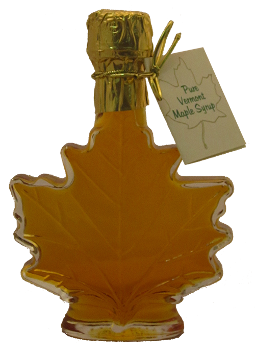 Northeast Maple Leaf Shaped Bottle