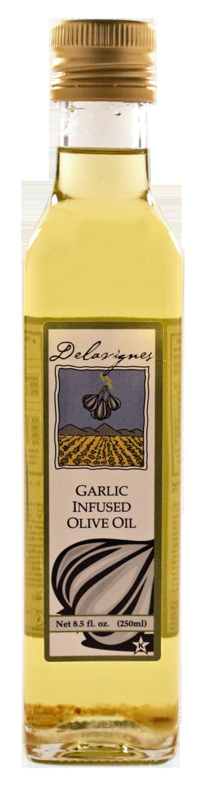 Olive Oil Factory Garlic Olive Oil