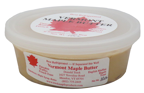 Trask's Maple Butter