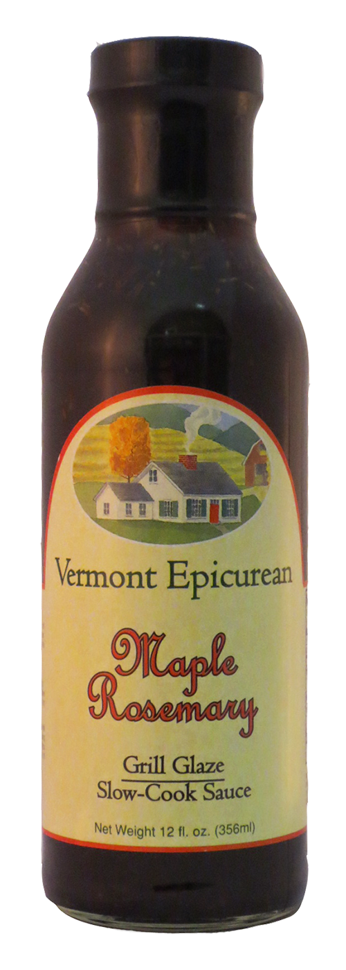 Vermont Epicurean Maple Rosemary Grilling Sauce